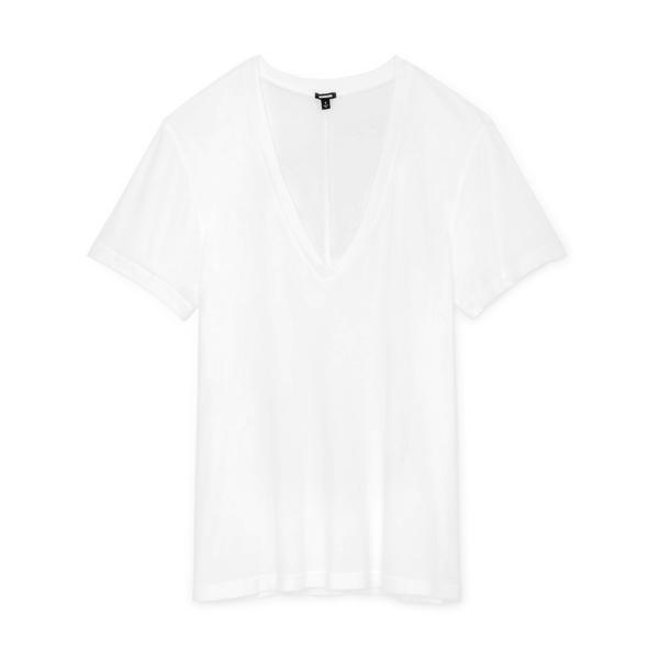 Monrow V-Neck T-Shirt