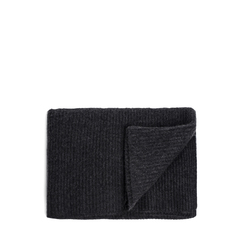 Ribbed Cashmere Throw