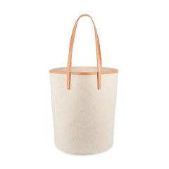 Circle Bucket Bag