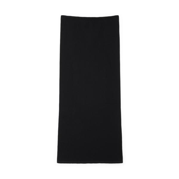 Bassike Ribbed Tubular Skirt