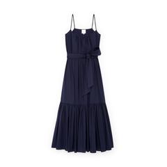 Capri Skinny-Strap Dress