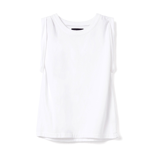 Citizens of Humanity Jordana Rolled-Sleeve Tee