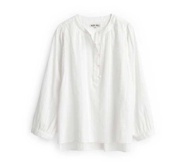 Alex Mill Easy Popover Top