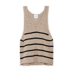 Eric Chunky Knit Tank Top