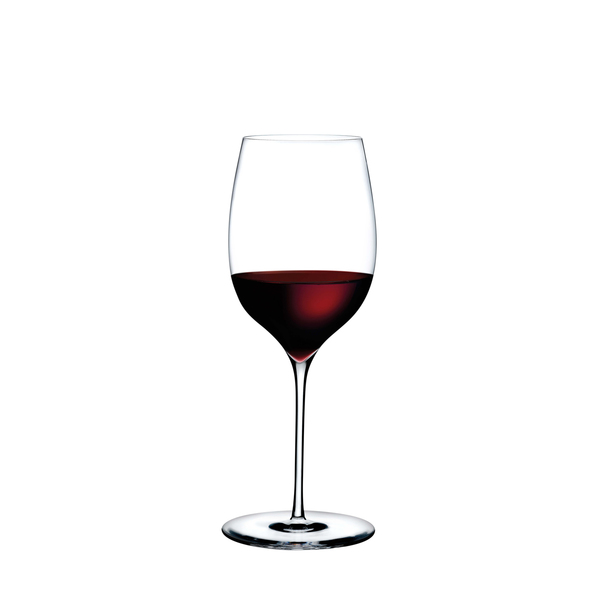 Nude Glass  Dimple Powerful Red Wine Glass, Set of 2