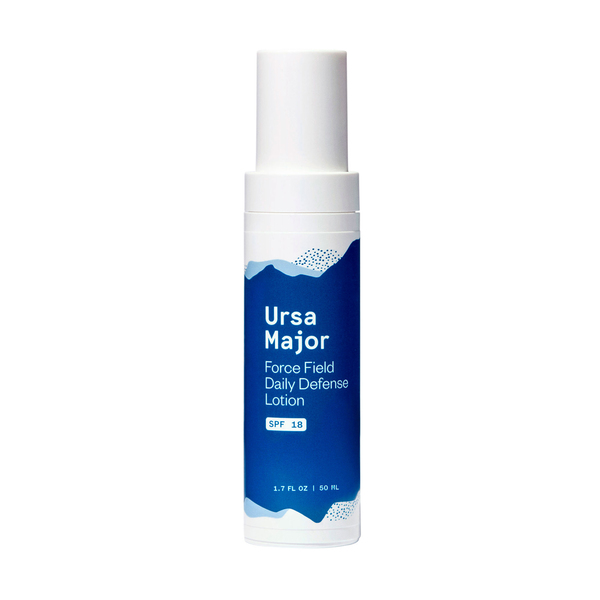 Ursa Major Force Field Daily Defense Lotion with SPF 18