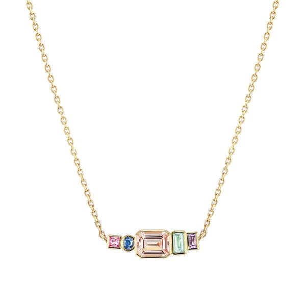 Sorellina Monroe Shorty Bar Necklace