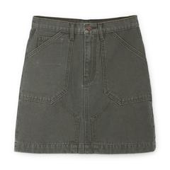 Pearson Flared Miniskirt