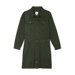 Bishop Jean-Jacket Dress