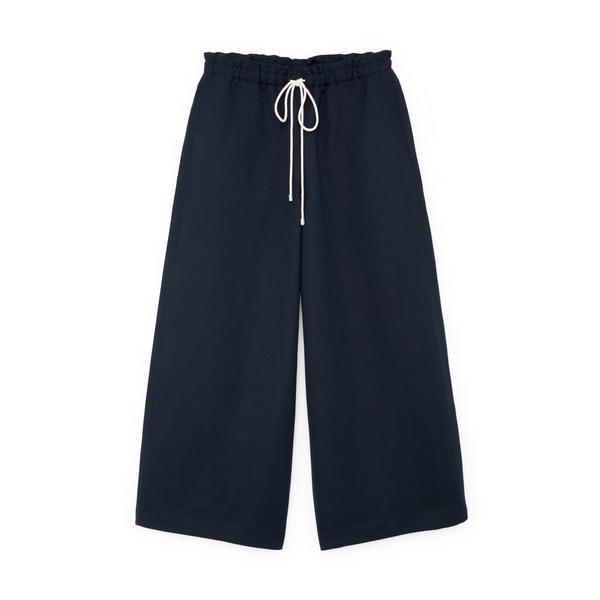G. Label Dani Wide-Leg Drawstring Pants