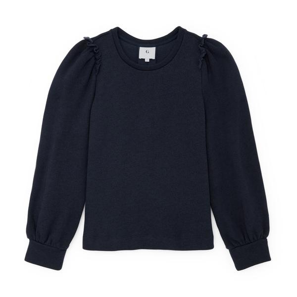 G. Label Torres Puff-Sleeve Sweatshirt
