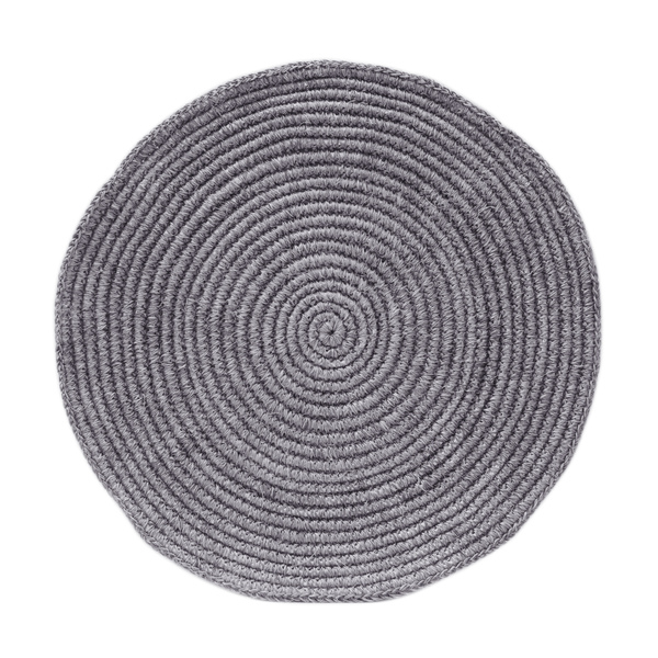 Fique + Clay Woven Placemat