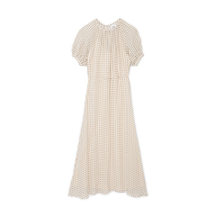Thompson Puff-Sleeve Dress