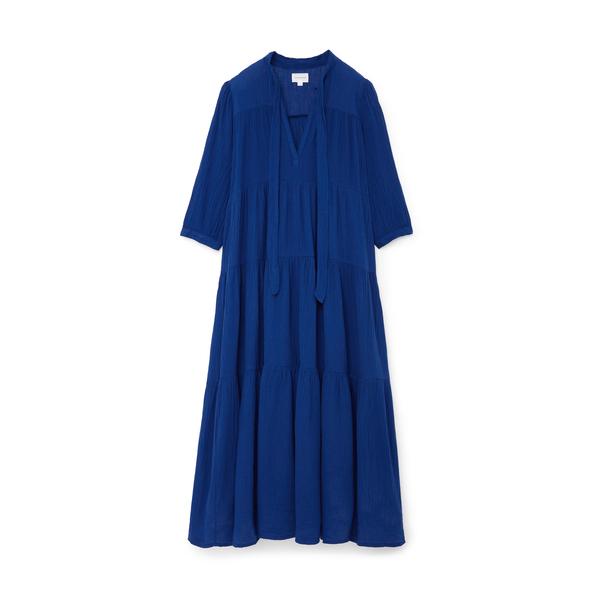 Honorine Long Giselle Dress