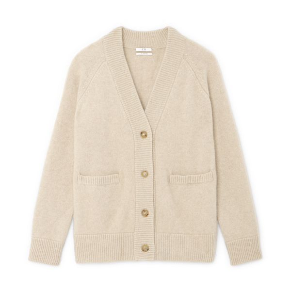 Co Cashmere Cardigan