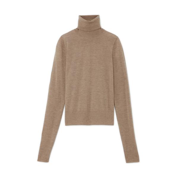 CO Slim Turtleneck Sweater