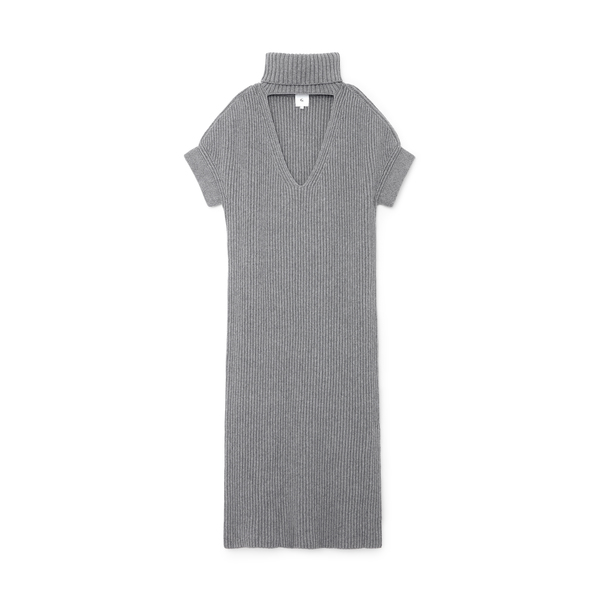 G. Label Dara Turtleneck Sweaterdress