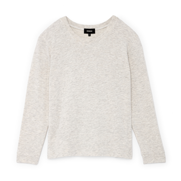Monrow Supersoft Crewneck Sweatshirt