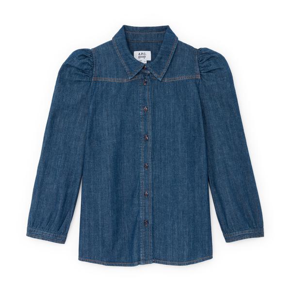 A.P.C. X GOOP Margaret Shirt