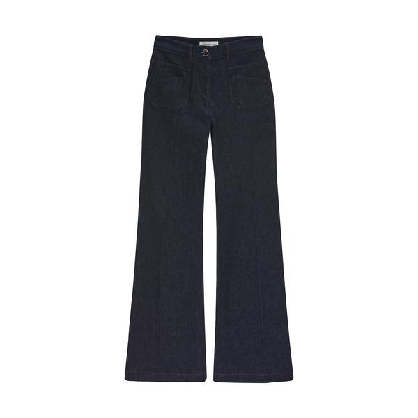 Victoria Beckham Wide-Leg Jeans
