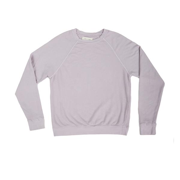 Les Tien Crewneck Raglan Sweatshirt
