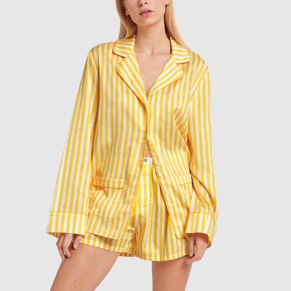 Les Girls Les Boys Classic Pajama Top