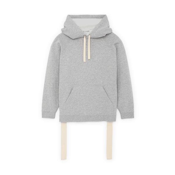 G. Label Lexi Tie-Back Sweatshirt