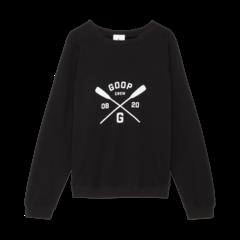 Scottie Graphic Crewneck Sweatshirt