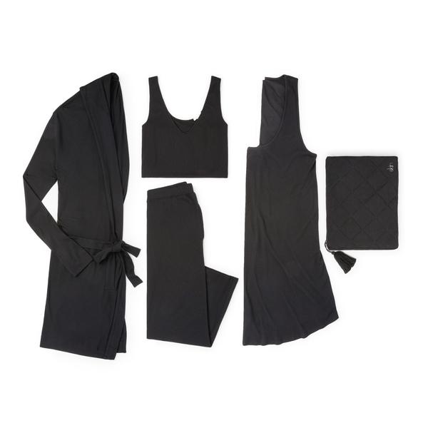 Skin 4 Piece Travel Set with Zip Bag