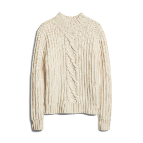 BANANA REPUBLIC Chunky Cashmere Sweater