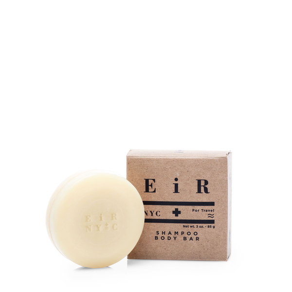 EIR NYC Travel Shampoo & Body Bar