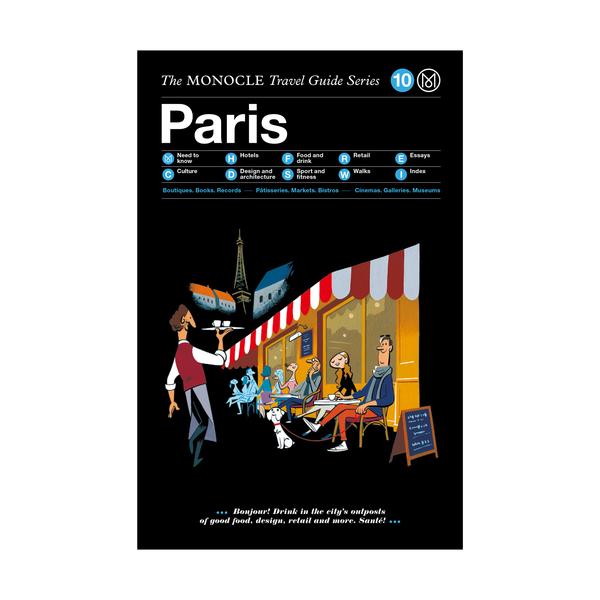 GESTALTEN Paris: The Monocle Travel Guide Series