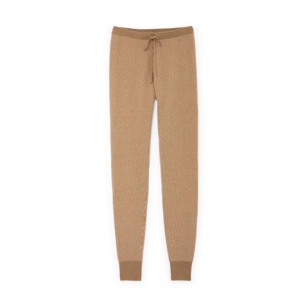 Madeleine Thompson Stone Pants