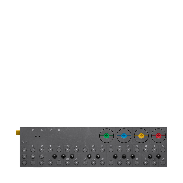 Teenage Engineering OP-Z Multimedia Synthesizer and Sequencer