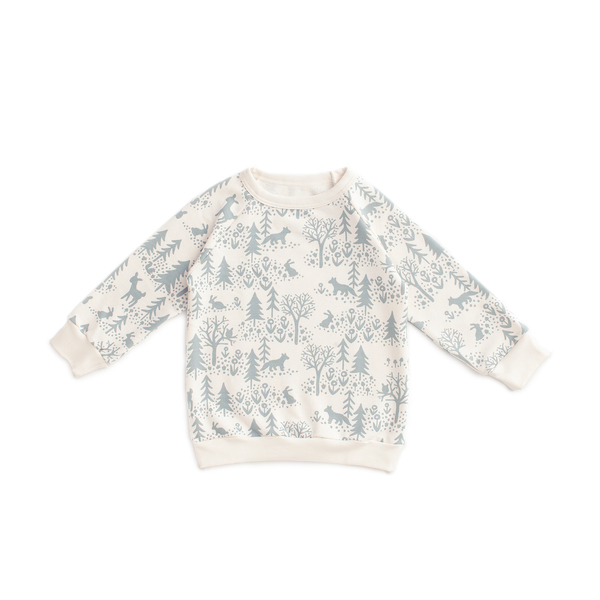 WINTER WATER FACTORY Winter Scenic Sweatshirt