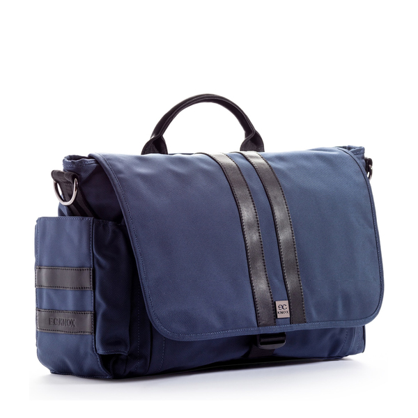 E.C. KNOX Men's Classic Diaper Bag
