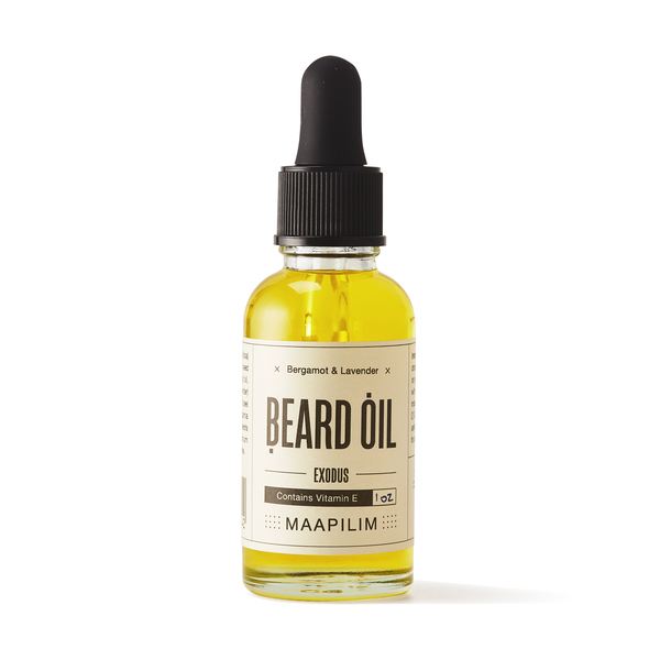 MAAPILIM Beard Oil