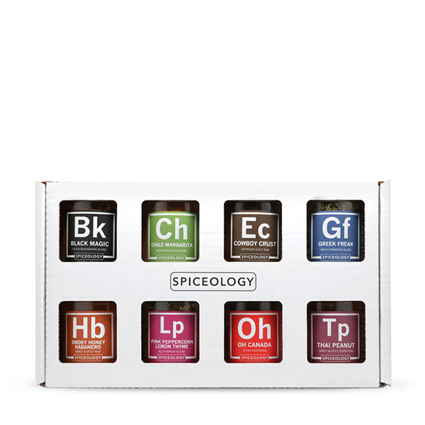 Spiceology  BBQ Rubs Variety Pack