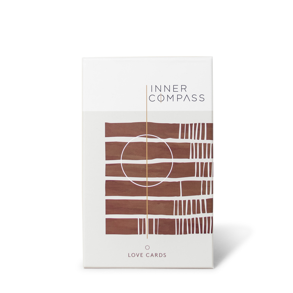 INNER COMPASS CARDS Inner Compass Love Cards