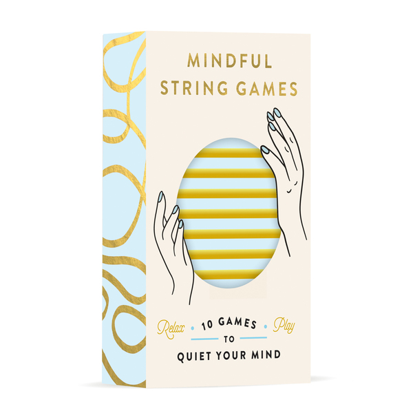 Chronicle Books Mindful String Games