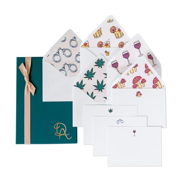 Dear Annabelle Vices Notecards