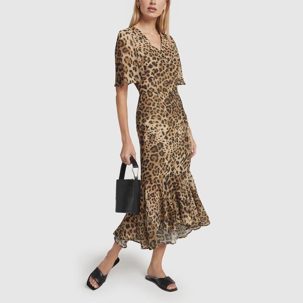 AUTUMN ADEIGBO Larissa Dress
