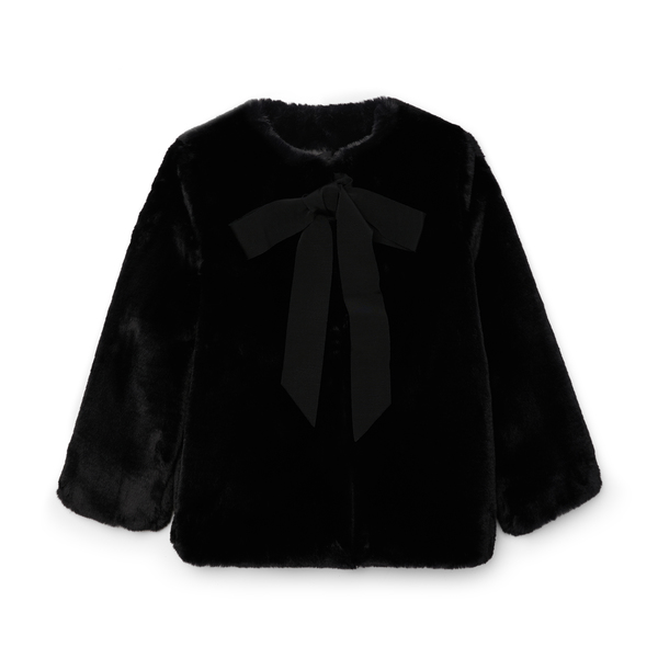 G. Label Sharon Faux-Fur Jacket
