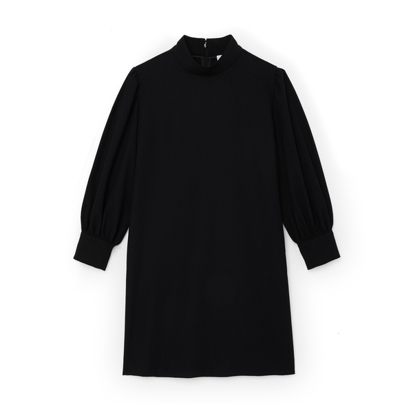 G. Label Garcia Puff-Sleeve Minidress