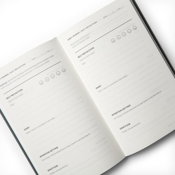 Evergreen Journals  Habit Journal