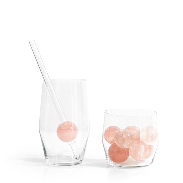 Glacce Crystal Elixir Straws