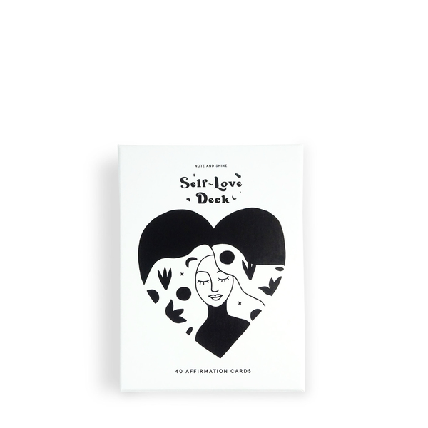 NOTE AND SHINE Self-Love Deck