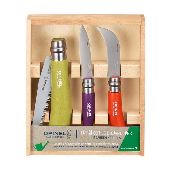 Opinel Gardener's Tool Set