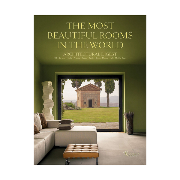 Rizzoli Architectural Digest: The Most Beautiful Rooms in the World