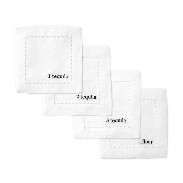 Sferra Tequila Cocktail Napkins